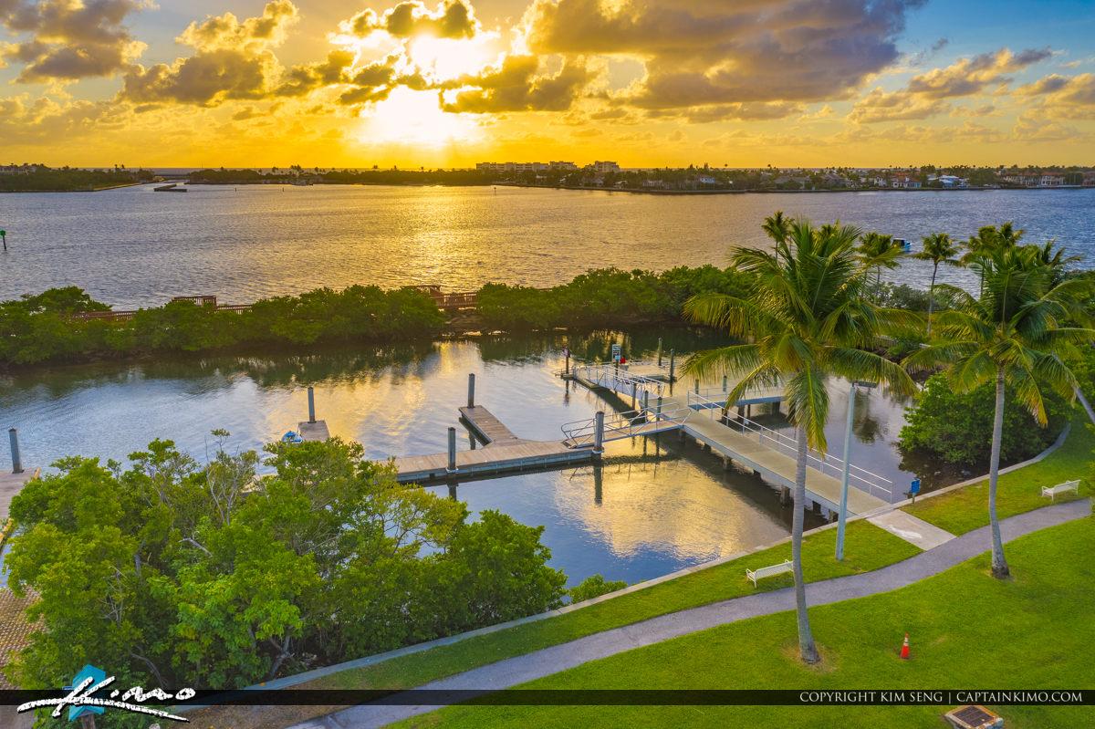 Harvey Oyer Jr Park Sunrise Boynton Beach