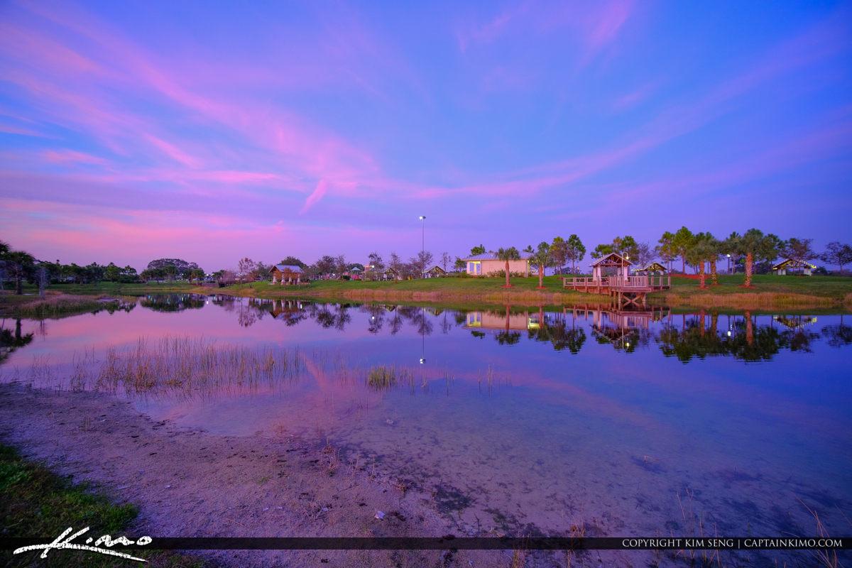 Lake Royal Palm Beach Commons Park
