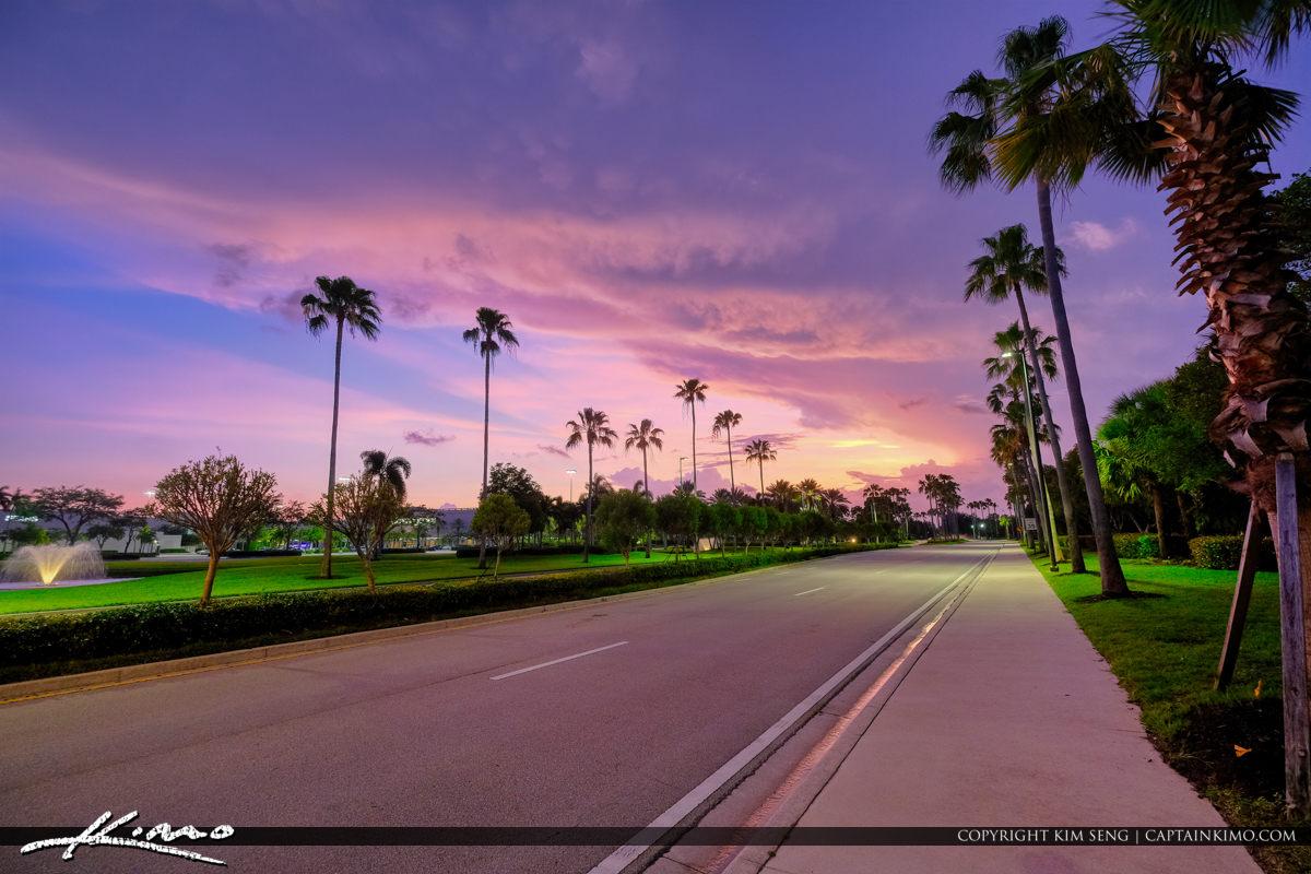 Gardens Parkway Palm Beach Gardens