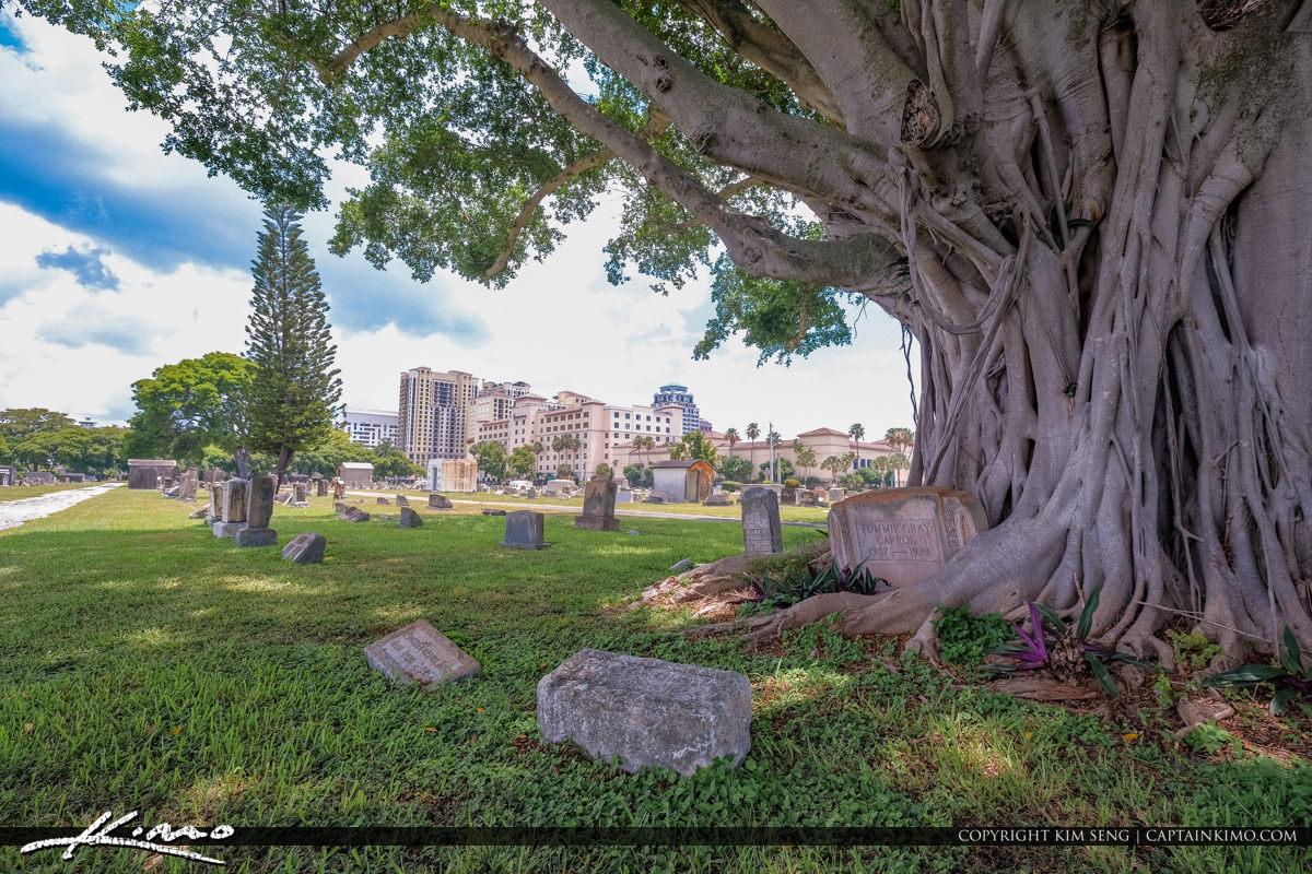 Woodlawn Cemetery West Palm Beach Florida