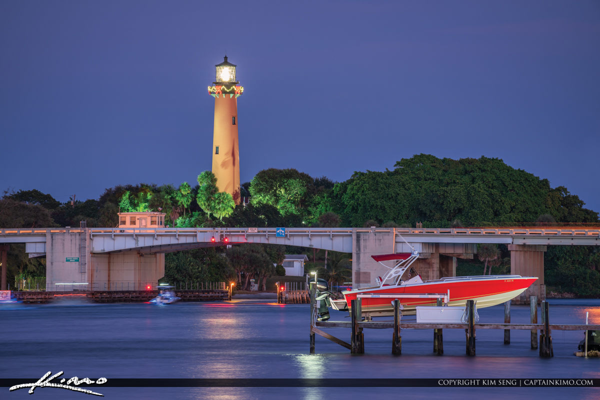 Happy Holidays Jupiter Lighthouse 2019