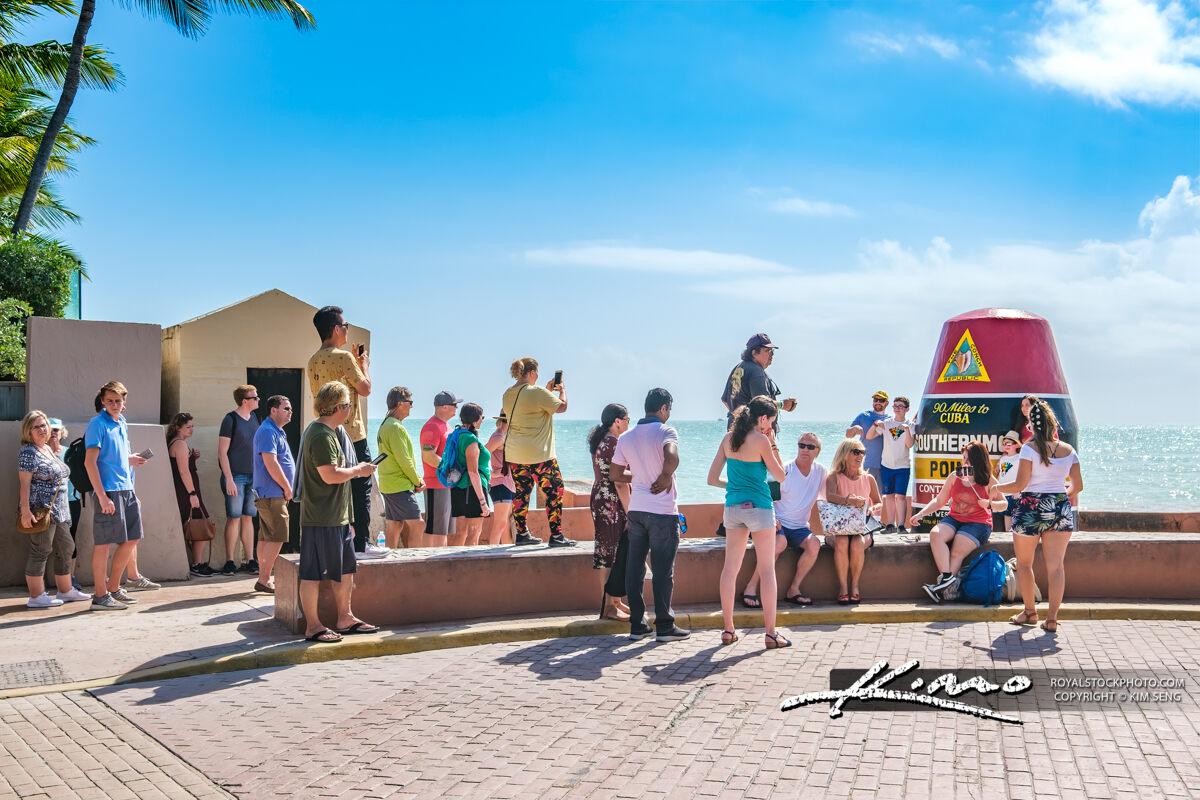 Key West Southern Most Point Landmark