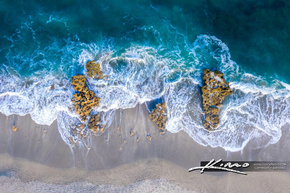 Rocks Coral Cove Park Jupiter Island