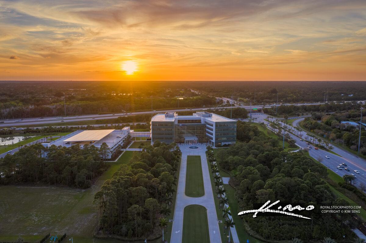 Carrier Building Jupiter Palm Beach Gardens Florida