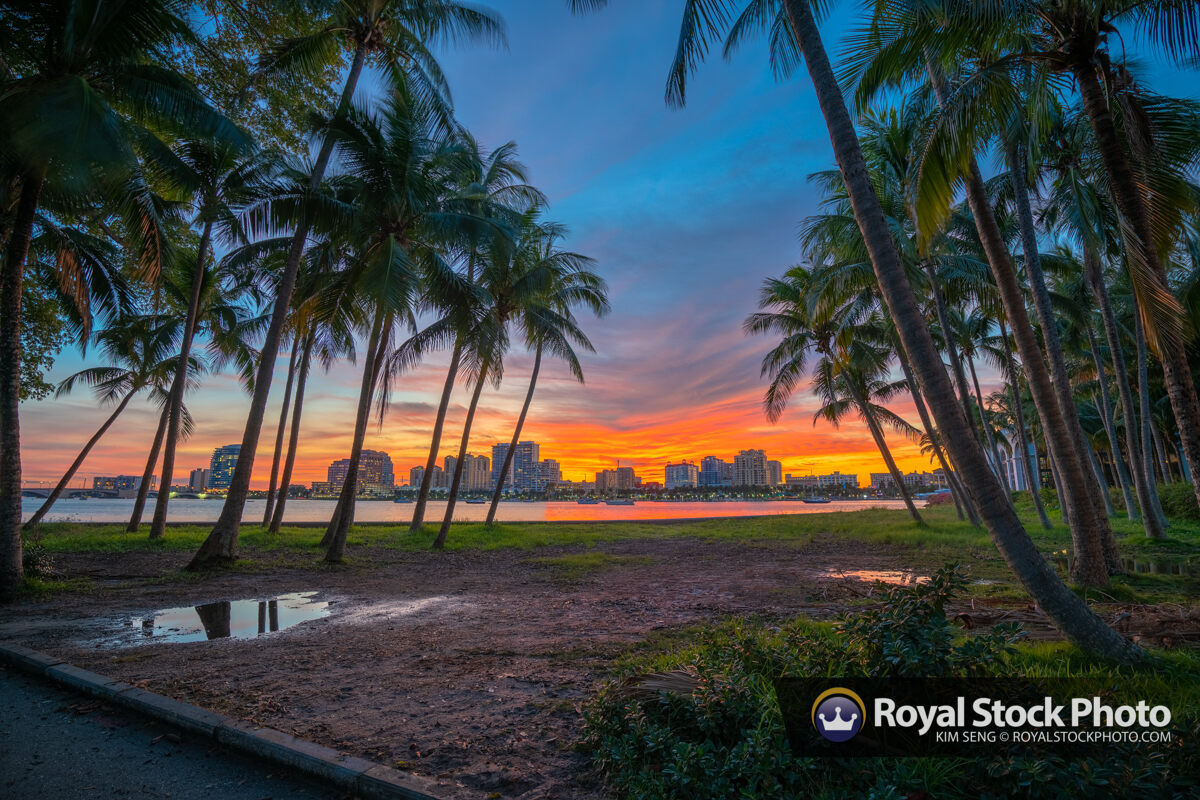 Sunset West Palm Beach