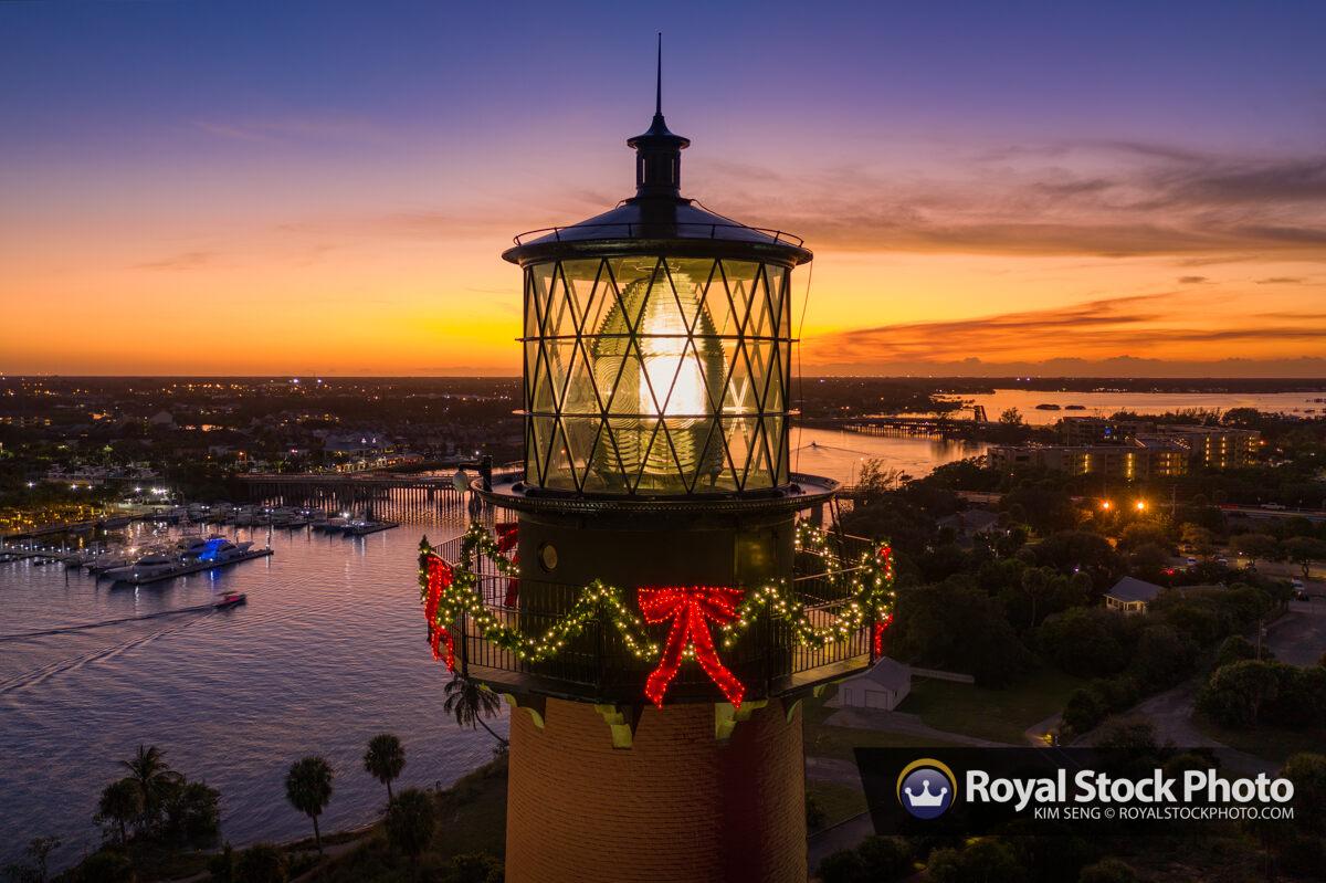 Merry Christmas 2019 from Jupiter Florida